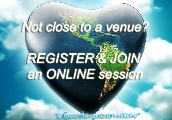 Join an Online Meditation