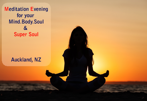 Meditations in Auckland